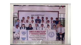 My last job for IMO – in Fiji