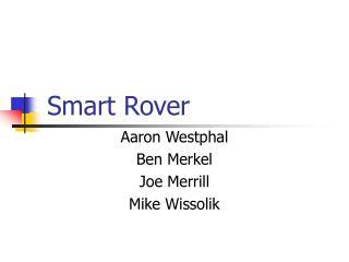 Smart Rover