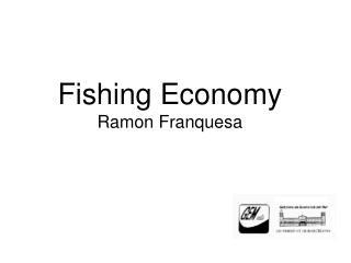 Fishing Economy Ramon Franquesa