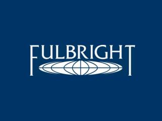An Introduction to  Fulbright Scholar Grants for   U.S. Faculty and Professionals