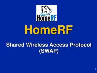 HomeRF