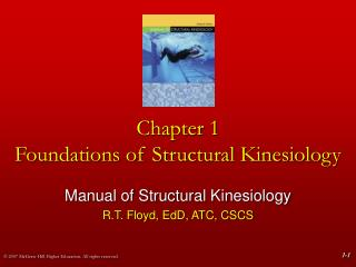 Chapter 1 Foundations of Structural Kinesiology