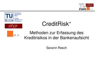 CreditRisk +