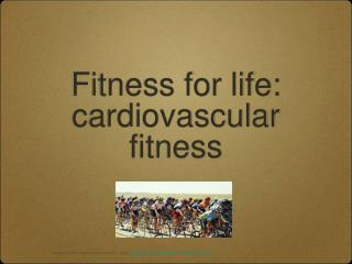 Fitness for life: cardiovascular fitness