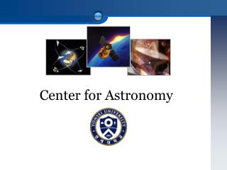 Center for Astronomy