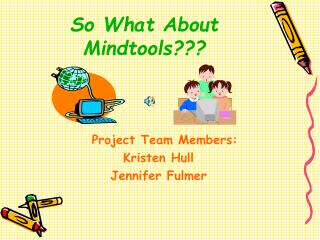 So What About Mindtools???