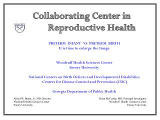 Collaborating Center in Reproductive Health