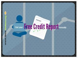 Get Your Free Credit Report in 2014