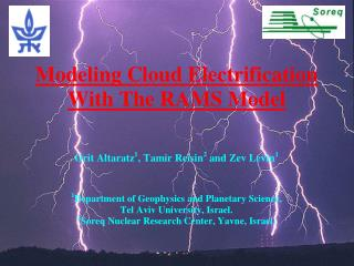 Overview Motivation Description of the electrification numerical scheme
