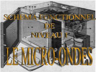 SCHEMA FONCTIONNEL DE NIVEAU 1