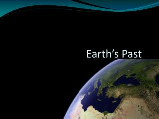 Earth's Past