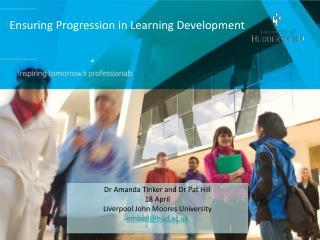 Ensuring Progression in Learning Development