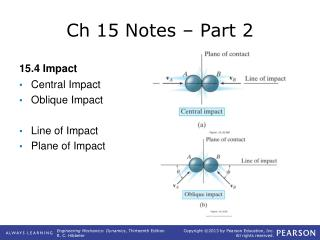 Ch 15 Notes – Part 2
