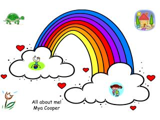 All about me! Mya Cooper