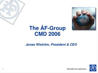 The ÅF-Group CMD 2006