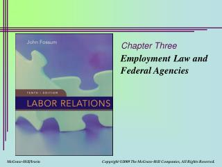 Employment Law and Federal Agencies