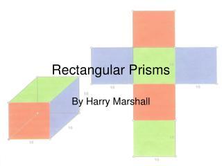 Rectangular Prisms