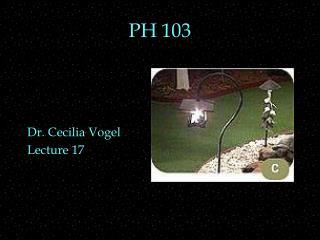 PH 103