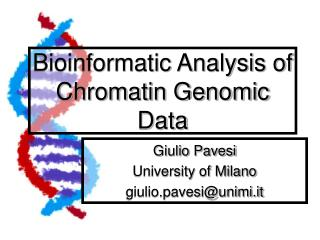 Bioinformatic Analysis of Chromatin Genomic Data