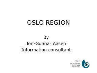 OSLO REGION