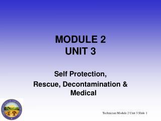 MODULE 2 UNIT 3