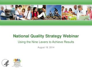 National Quality Strategy Webinar