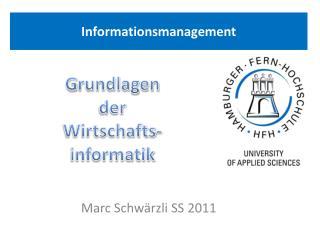 Marc  Schwärzli  SS 2011
