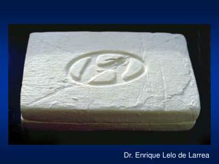 Dr. Enrique Lelo de Larrea