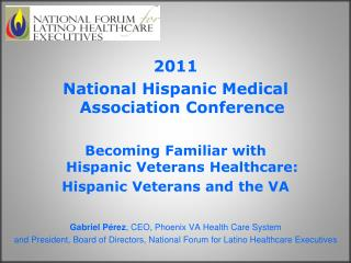 2011  National Hispanic Medical Association Conference