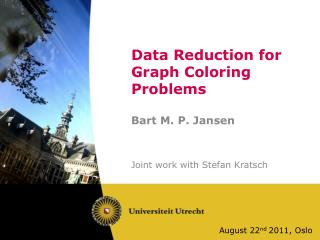 Data Reduction for Graph Coloring Problems