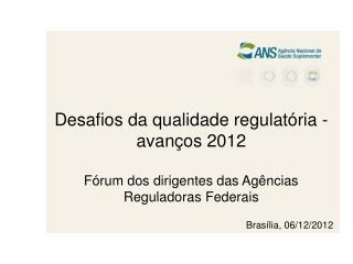 Brasília, 06/12/2012