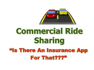 Commercial Ride   Sharing