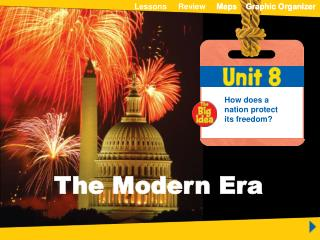 Unit 8 The Modern Era