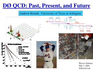 D Ø QCD: Past, Present, and Future