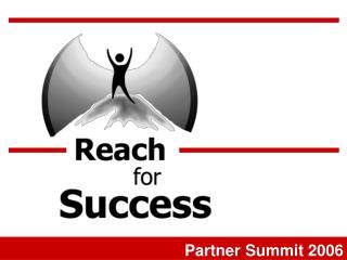 Partner Summit 2006