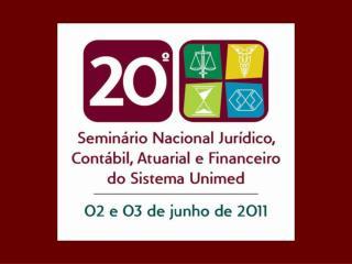 Dr. Eudes de Freitas Aquino Presidente da Unimed do Brasil