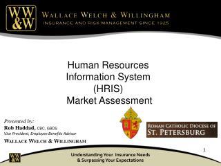 Human Resources Information System (HRIS) Market Assessment
