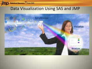 Data Visualization Using SAS and JMP