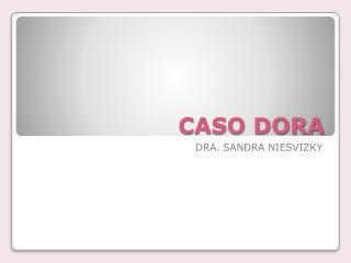CASO DORA