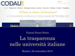 Gianni Penzo Doria