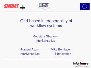 Grid-based interoperability of workflow systems