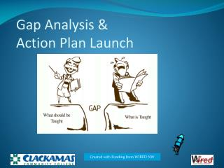Gap Analysis & Action Plan Launch