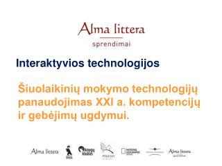 Interaktyvios technologijos