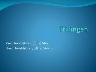Trillingen