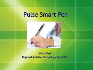 Pulse Smart Pen