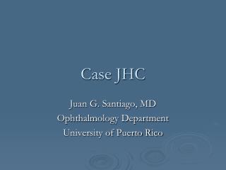 Case JHC
