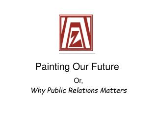 Painting Our Future