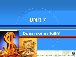 Does money talk?