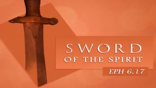 The Sword Is the Word of God