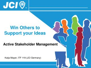 Win Others to Support your Ideas